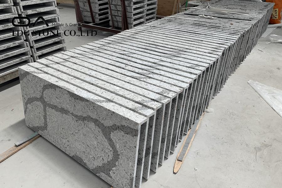 quartz stone benchtop