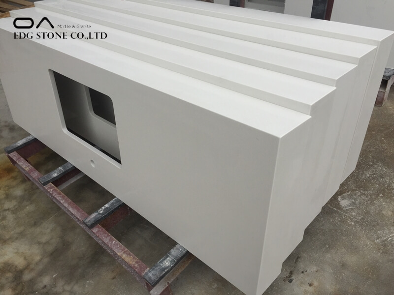 quartz stone kitchen top price