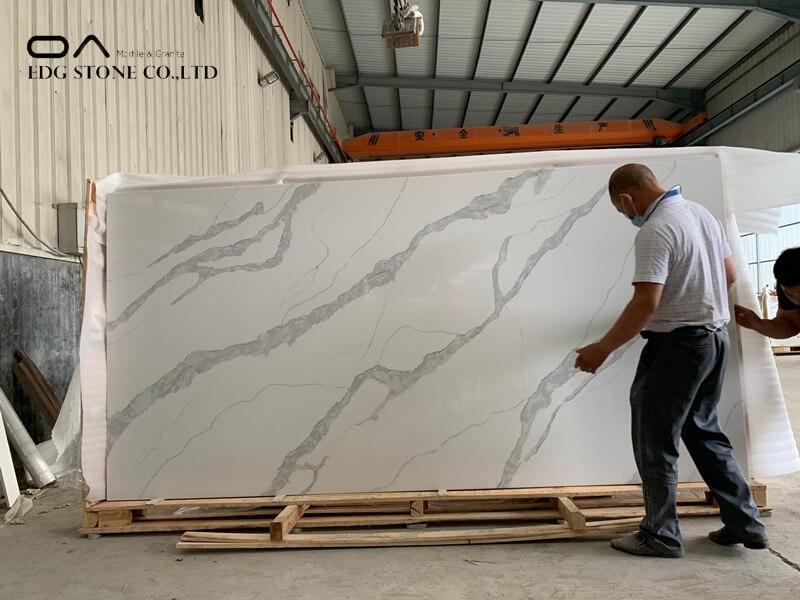 quartz veneer countertops