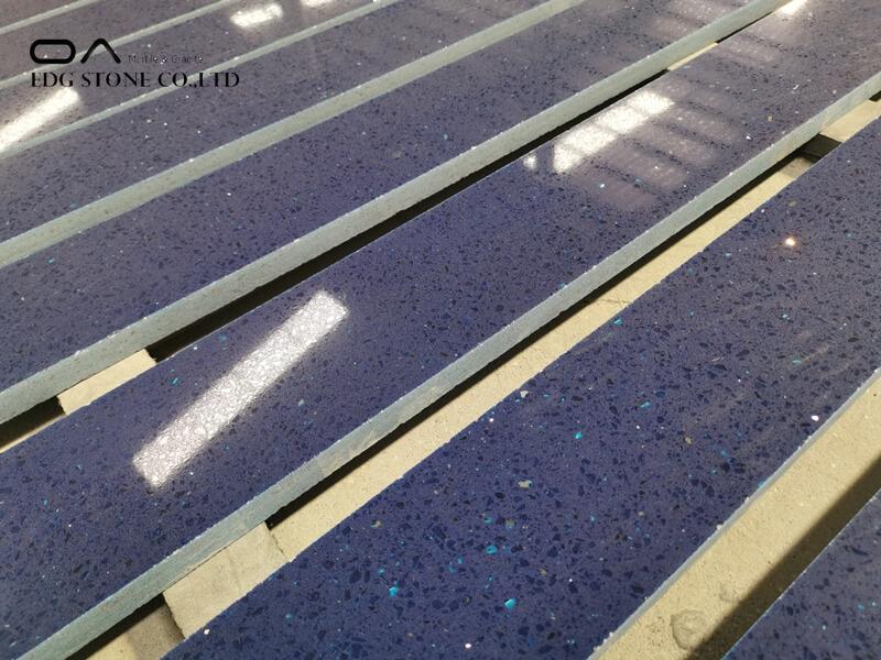 blue pearl quartz countertop