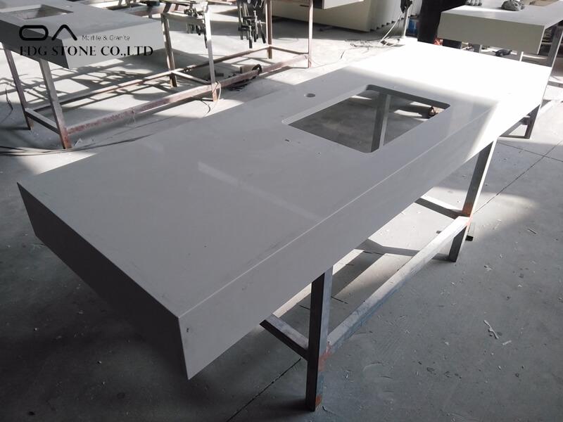 quartz fabrication cost