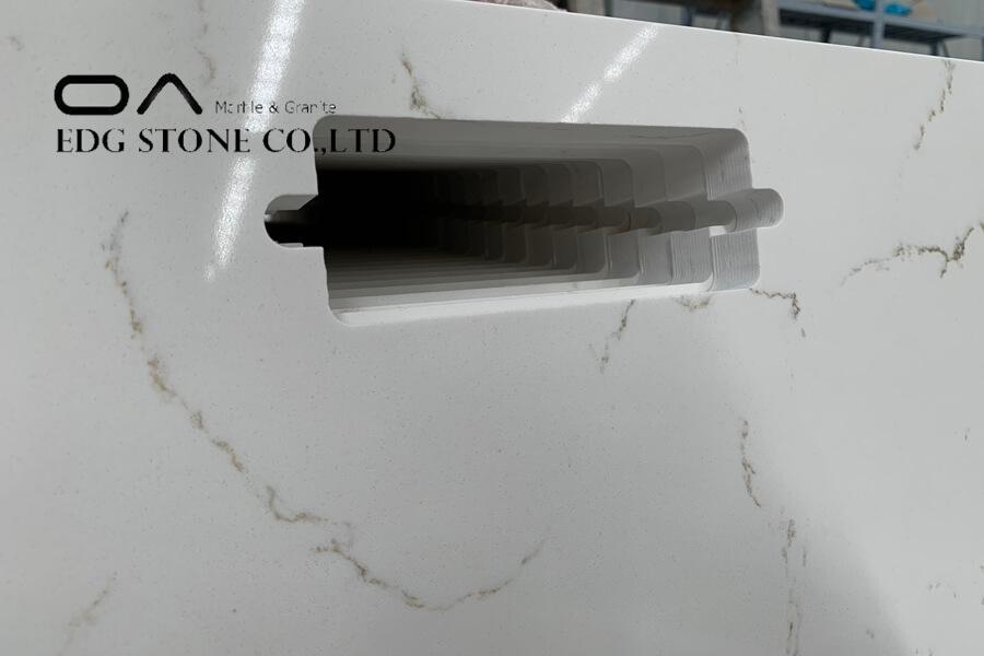 quartz laminate worktop